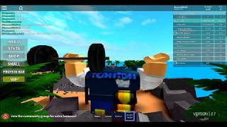 How to get strength faster roblox weight lifting simulator 2