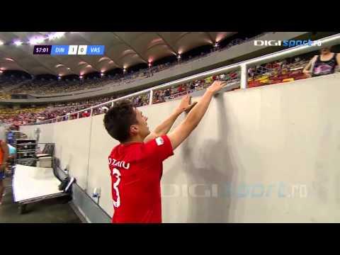 Dinamo - Fc Vaslui 2-0 Golul lui Dorin Rotariu