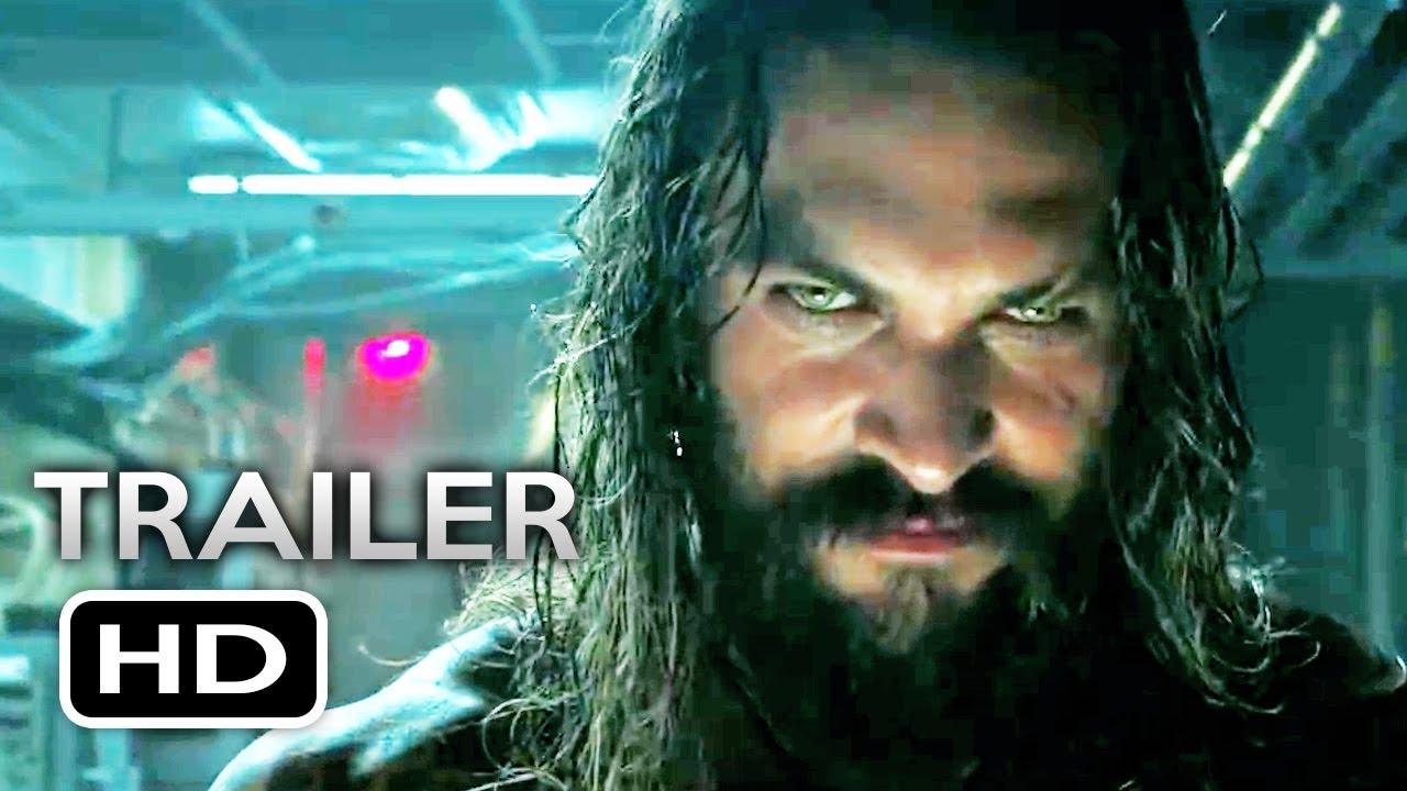 Download AQUAMAN Official Final Trailer (2018) Jason Momoa DC Superhero Movie HD