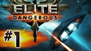 Thumbnail für das Elite: Dangerous Let's Play