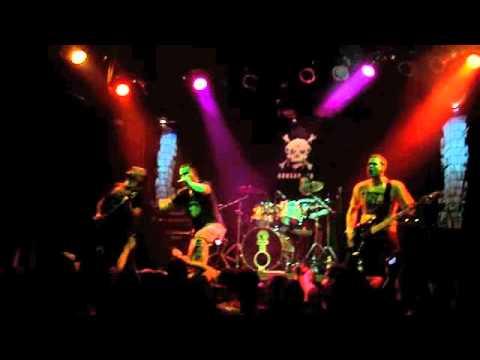 Cripple Bastards - Hangar 110 - 20/04/2012
