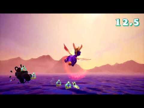 Spyro 2 Reignited Part 8 Ocean Speedway