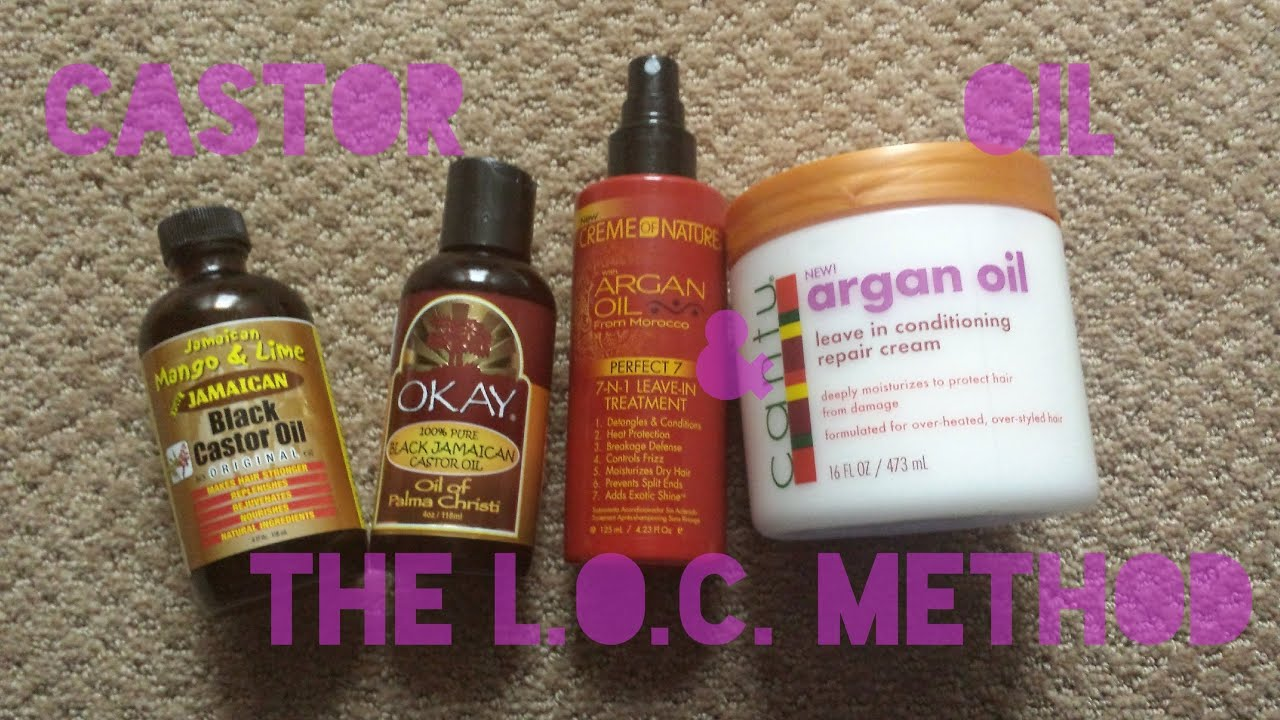 Jamaican Natural Hair Products