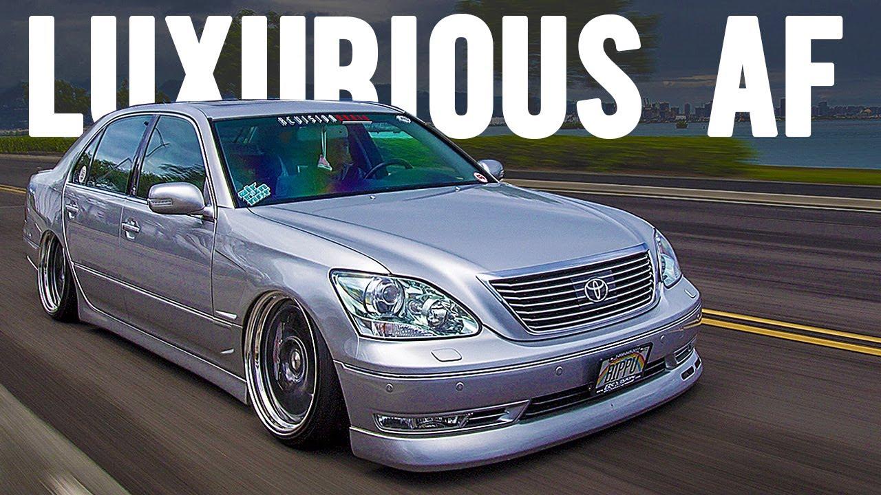 8 CHEAP Luxury Cars That Make You Feel Like a MILLIONAIRE