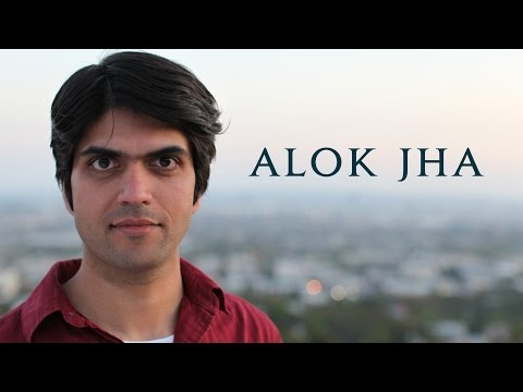 THE WATER BOOK - Alok Jha - Official Trailer