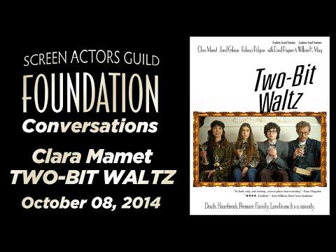 Conversations with Clara Mamet of TWOBIT WALTZ