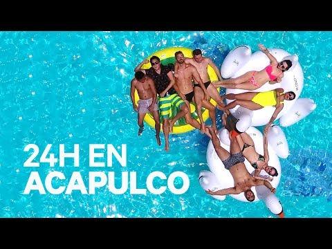 24 HORAS EN ACAPULCO, LA PLAYA DE LAS ESTRELLAS | enriquealex