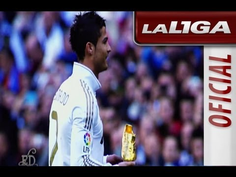 Golazo de Cristiano Ronaldo en el Real Madrid - Osasuna J12 Liga BBVA 2011/2012 Edición Limitada