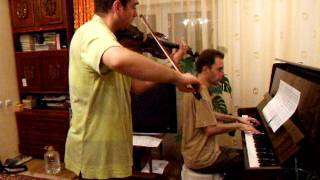 All I Ask Of You Andrew Lloyd Webber - Violin And Piano (Phantom Of The Opera)