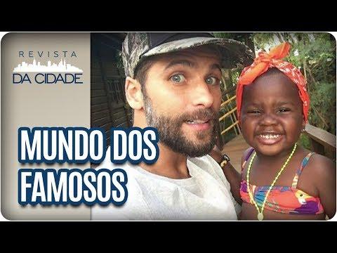Bruno Gagliasso, Day McCarthy E Maitê Proença - Revista Da Cidade (28/11/2017)