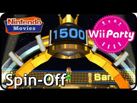 Wii Party - Spin-Off (Multiplayer)