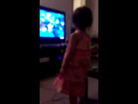 Abigail karaoke 1