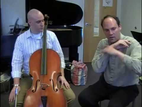 Teching Cello Vibrato To Beginners Part II. Jamie Fiste, Central Michigan University