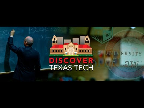 Discover Texas Tech: School of Law