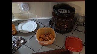 Buffalo Wings Homemade, from frozen - NuWave Oven Recipe