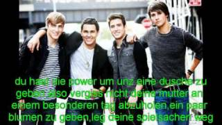 Big Time Rush The Mom Song Deutsche Übersetzung