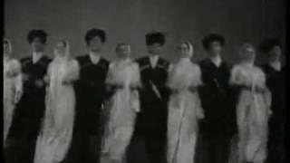 """Танец """"Щимд"""" (""""Симд""""осет).  Версия И.Моисеева."""