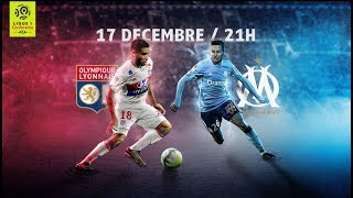 Bande Annonce de l'Olympico - OL/OM [Ligue 1 Conforama 2017-18]