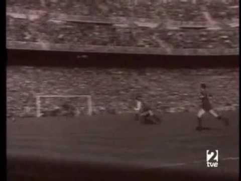 Alfredo Di Stéfano - Real Madrid vs. Barcelona
