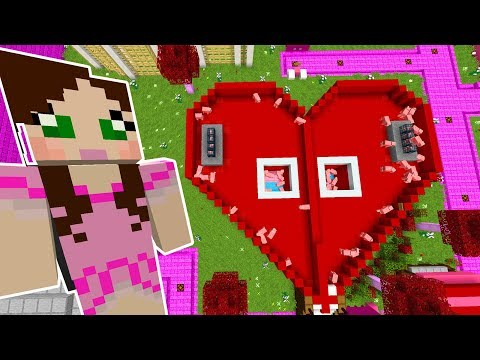 Minecraft: ARE YOU SMARTER THAN A MUFFIN GAME - VALENTINE PARK - Custom Map [2] thumbnail