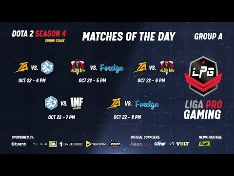 Braxstone vs Infamous Young | GROUP STAGE LPG | Lucky & Iwo