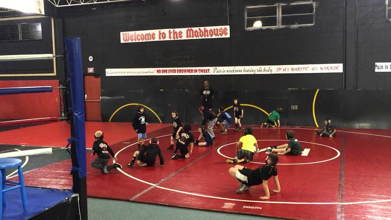 Wrestling Programm