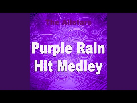 Erotic City Prince Purple Rain Hit Medley