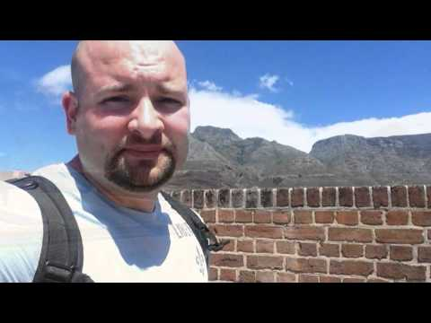 Castle Good Hope Tour. Cape Town South Africa Presented by Travel Binge