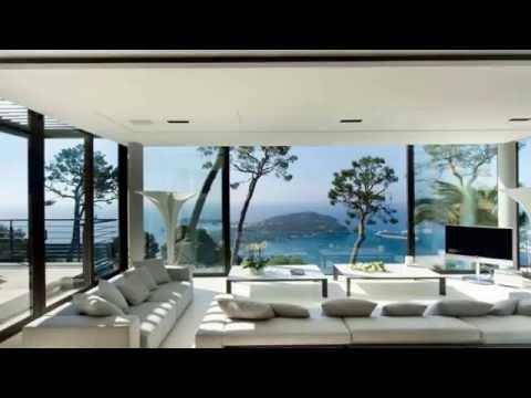 Bayview Villa in Villefranche sur Mer, Côte d'Azur [HD]