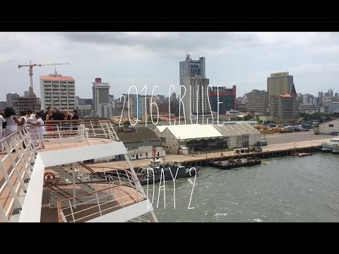 2016 Cruise [2]: Maputo, Mozambique