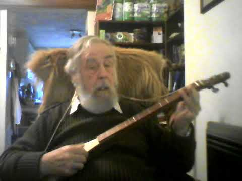 In Dulci Jubilo on hand made Stick Dulcimer