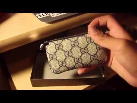 Gucci Coin Pouch/Wallet Review