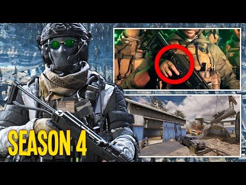 NEUER TRAILER Zu SEASON 4 In WARZONE! (COD Modern Warfare)