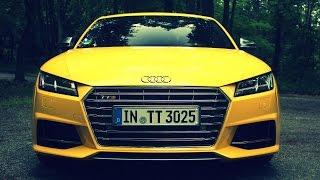 Audi TTS Coupe 2015 Videos