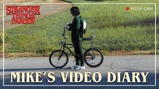 Mike's Video Diary
