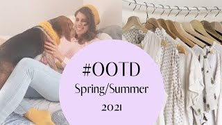 Women's Denim, Brights, and Transitional Pieces for Spring/Summer 2021 #fashion #style #toronto