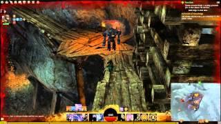 Guild Wars 2 - Dostoev Sky Peak Vista Point (Dredgehaunt Cliffs) (PC)