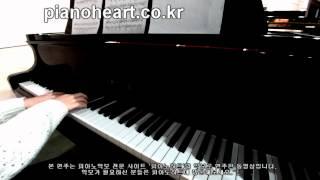 [올드보이(Old Boy) ost] 심현정 - The last waltz 피아노 연주