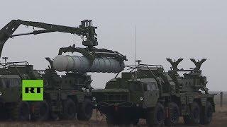 Rusia prueba nuevo misil de alcance extralargo
