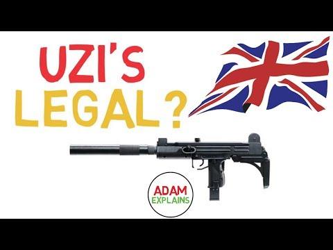 UK Gun Laws Explained