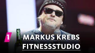 Markus Krebs über seinen Besuch im Fitnessstudio