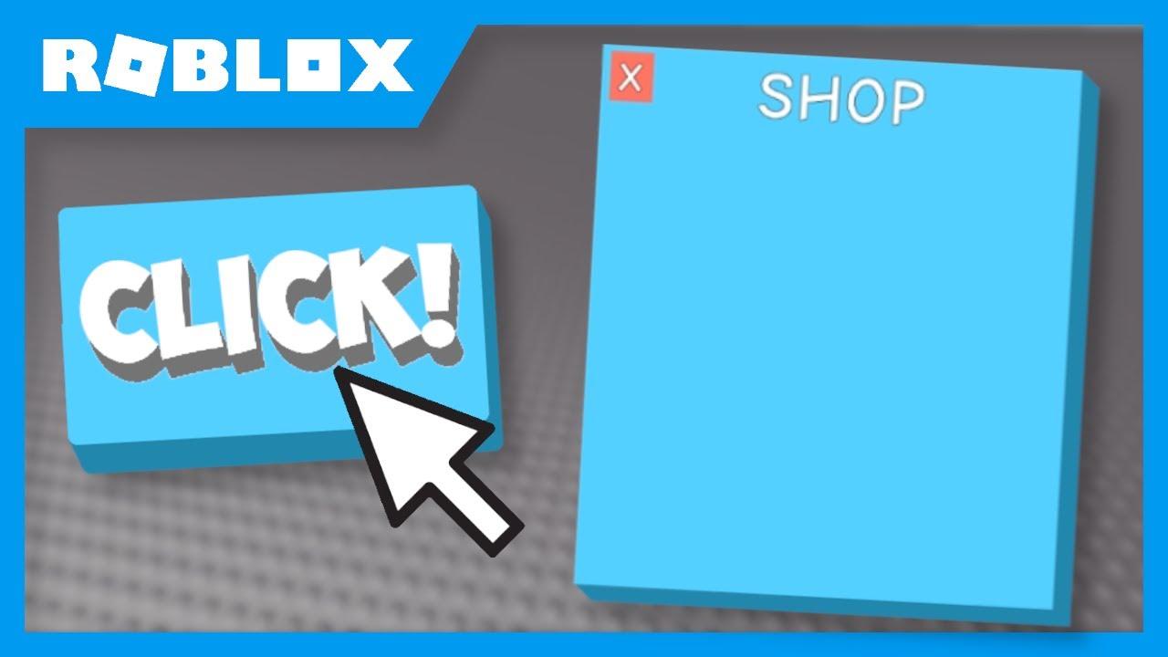 Roblox Studio How To Make A Working Shop Gui 2020 Youtube