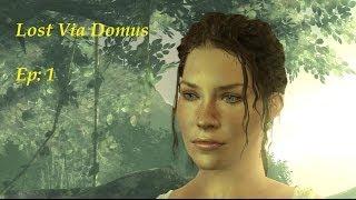 LOST Via Domus Ep1 - Gameplay comentado
