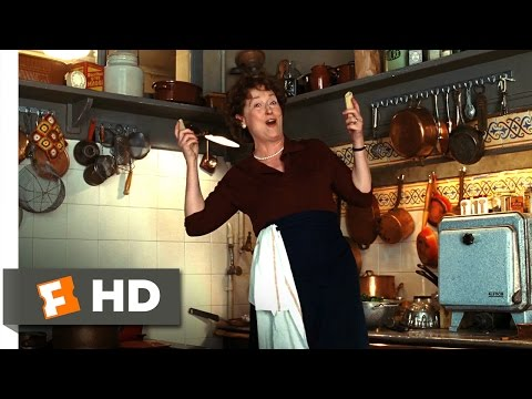 Julie & Julia (2009) - Dirty Mouth Scene (6/10) | Movieclips