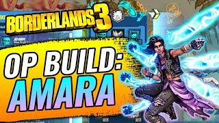 Borderlands 3 عمارة بناء! أفضل عمارة بناء/شجرة المهارة الدرجة (مجنون عنصري الضرر)