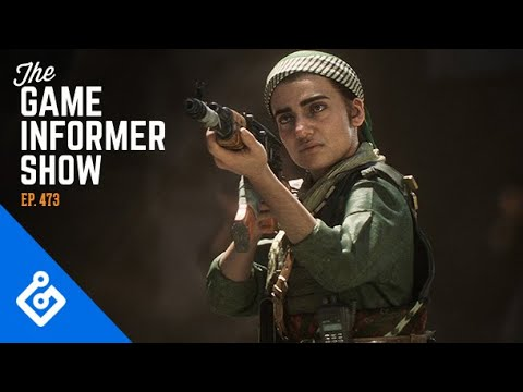 GI Show - Call of Duty: Modern Warfare, Luigi's Mansion 3, And Minnesota Røkkr Interview