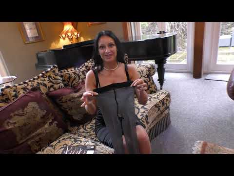 Would Silver Nylon Pantyhose Work ? - Review With Cassie Clarke from YouTube · Duration:  10 minutes 32 seconds