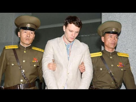 American Prisoner Suffered Extensive Brain Damage In North Korea