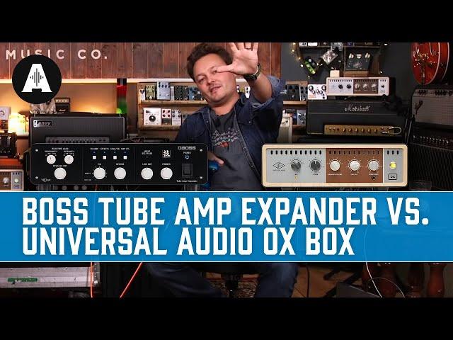 Nouveau tube ampli expander Wasa Roland Boss voir démo 30100691