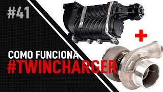 TWINCHARGER (TURBO + SUPERCHARGER): COMO FUNCIONA?